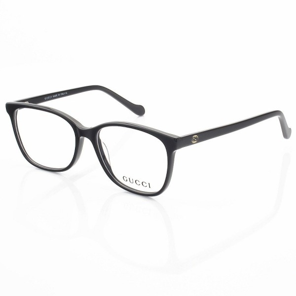 Armação de Óculos Quadrada Gucci GG103 Preto