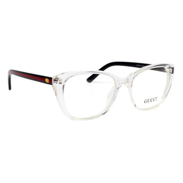Óculos Armação de Grau - Gucci Xh58659-10 Oculos Transparente