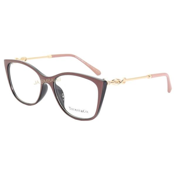 Oculos Armação de Grau - Tiffany & Co. - TF2160 - Nude