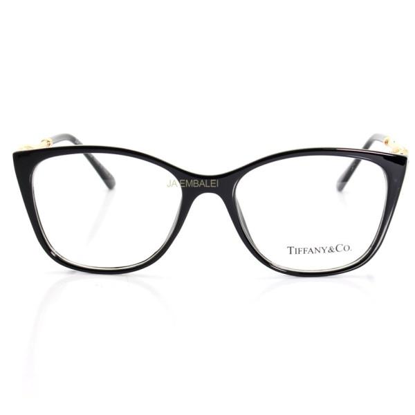 Oculos Armação de Grau - Tiffany & Co. - TF2160 - Preto