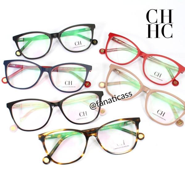 Óculos Armação de Grau - Carolina Herrera CH683