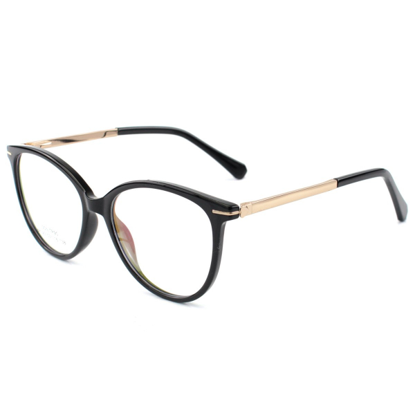 Oculos Armação Para Grau Venuch - Preta