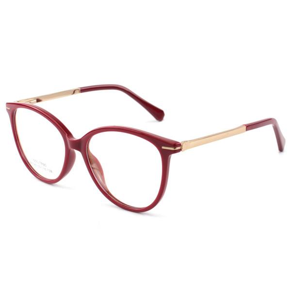 Oculos Armação Para Grau Venuch - Vermelha