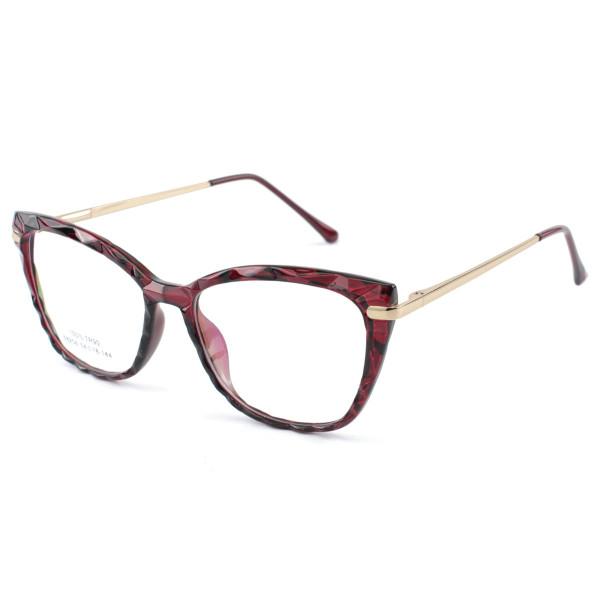 Armação de Óculos Quadrado Ohana 68258 Vinho