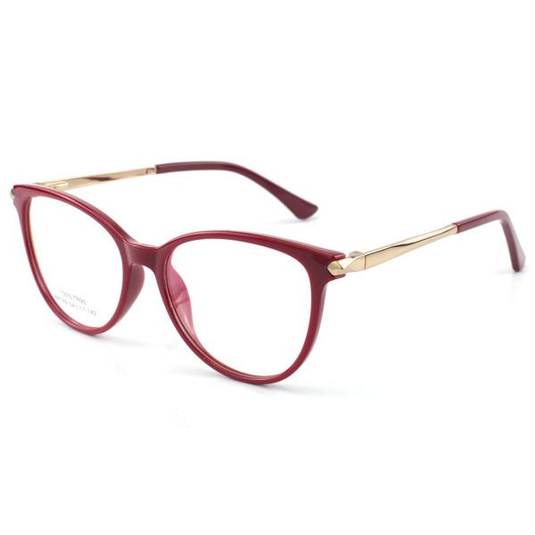 Oculos Armação Para Grau Vênus - Vermelha