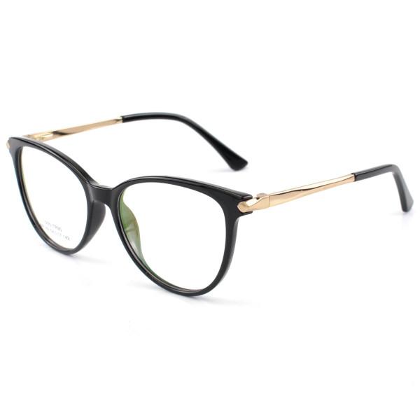 Oculos Armação Para Grau Vênus - Preta