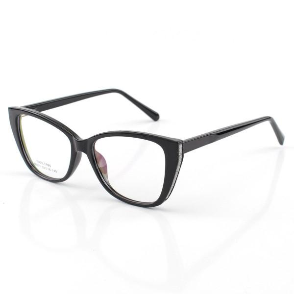 Armacao de Óculos Feminina Swar SK5290 Preta