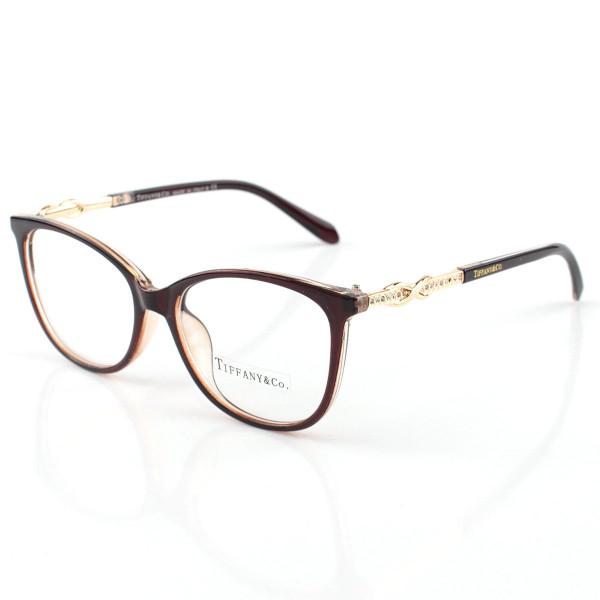 Armacao de Óculos Feminina Tiffany & Co Infinito TF2143 B Marrom