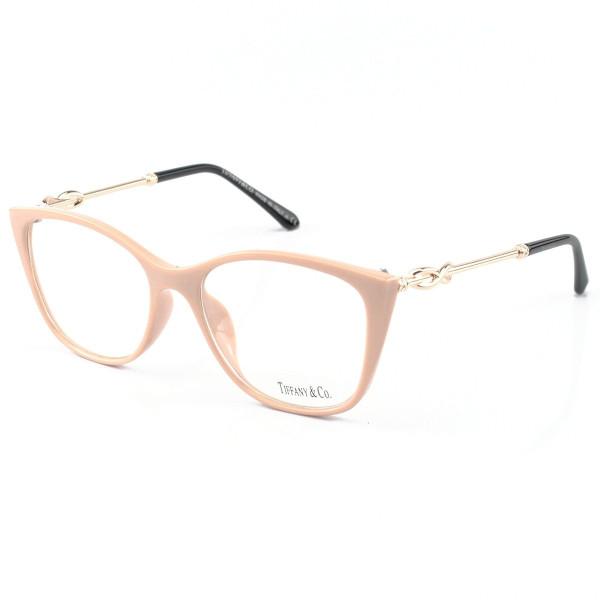 Armacao de Óculos Tiffany & Co. - TF2160 - Rosa Claro