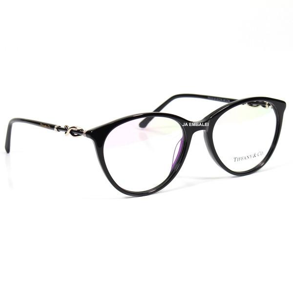 Armacao de Óculos Tiffany & Co. Infinity  TF2161 B - Preto