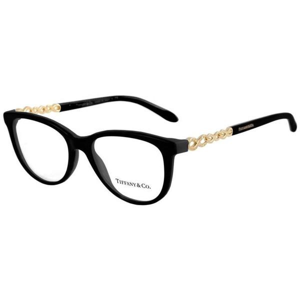 Armacao de Óculos Tiffany & Co. Infinito - TF2120 B Preto