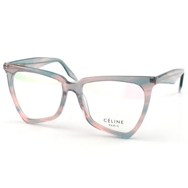 Armacao de Óculos Céline CL 40088 Moderna Colors