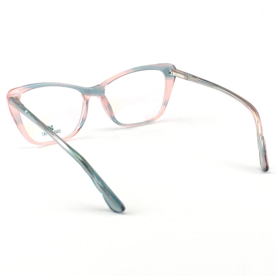 Oculos Armação de Grau Swarovski SK5173 Color