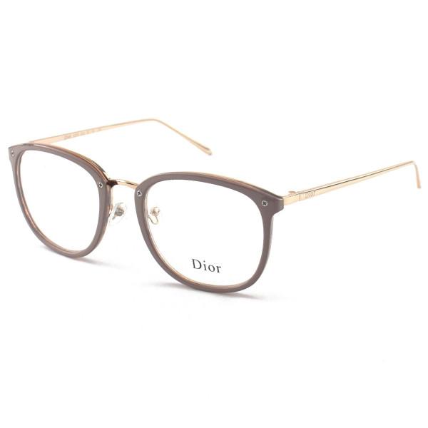 Armacao de Óculos Feminina Dior RM2002-1 CD Nude