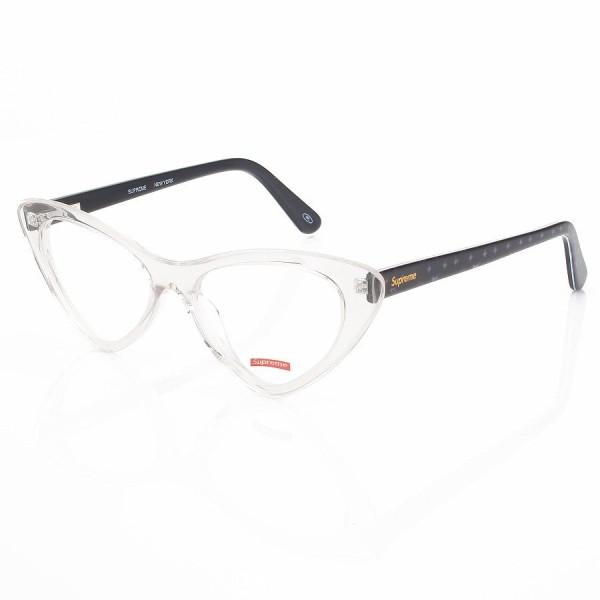 Armação de Óculos Gatinho Supreme SP209 Transparente