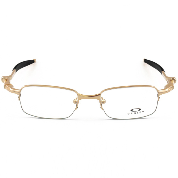 Armacao de Óculos Oakley Coilover OX5043 Dourado