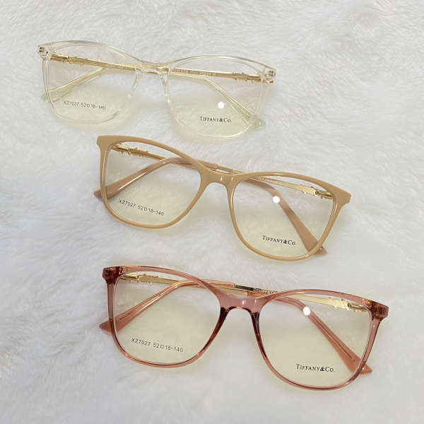 Armação de Óculos Feminino Quadrado Tiffany & Co. XZ7027