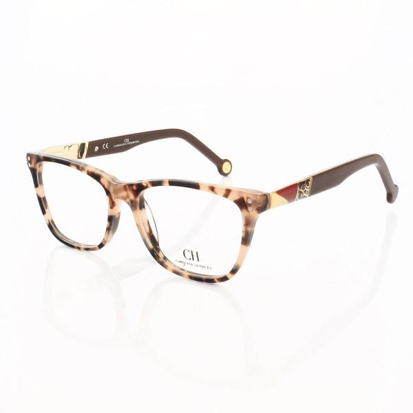 Armacao de Óculos Quadrada Carolina Herrera VHE749 Acetato