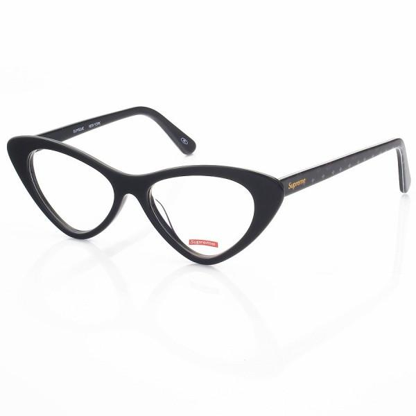 Armação de Óculos Gatinho Supreme SP209 Preto