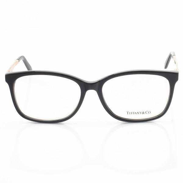 Armação de Óculos Retangular Tiffany & Co TF2131 Preto