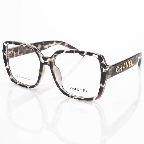 Armação de Óculos Quadrado Chanel CH58782 Onça