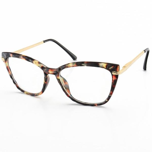 Armação de Óculos Quadrado Ohana 68258 Tartaruga