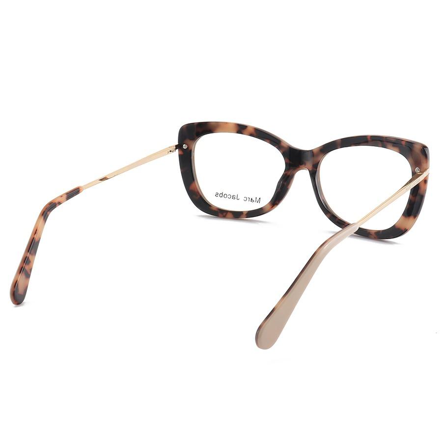 Armação de Oculos Quadrada Marc Jacobs Mj545 Off-White