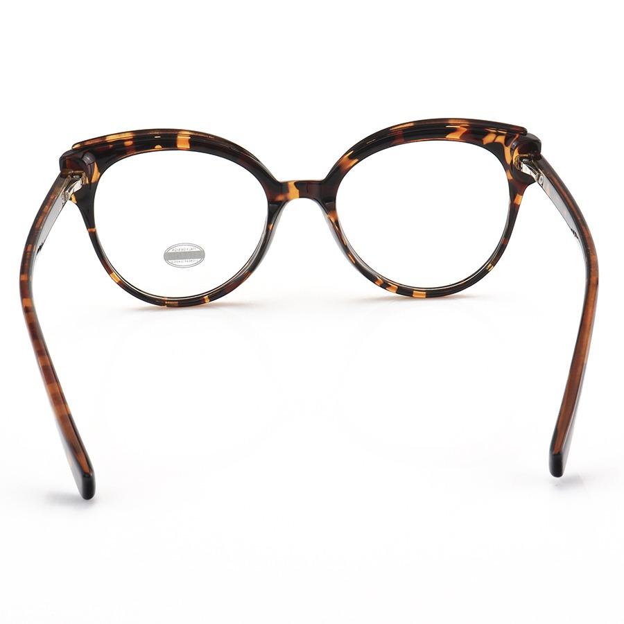 Armação de Óculos Gatinho Fendi FF0280 Marrom Tartaruga