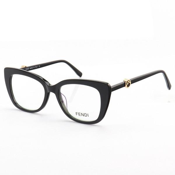 Armação de Óculos Quadrada Dolce & Gabbana FD0413 Preto