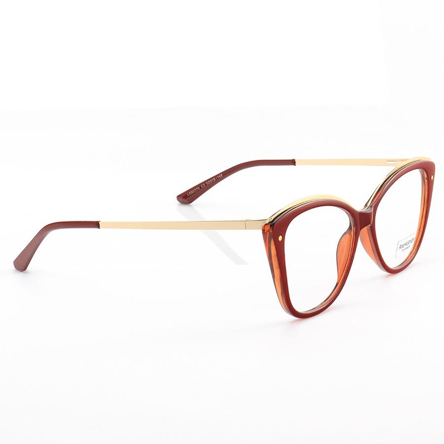 Armação de Óculos Gatinho Ana Hickmann AH6325 Vermelho
