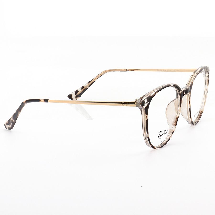 Armação de Óculos Rendonda Ray-Ban RX006 Onça