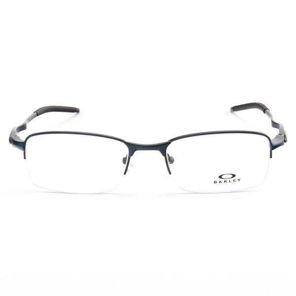 Armação de Óculos Oakley Meio Aro Evade OX3208 Azul