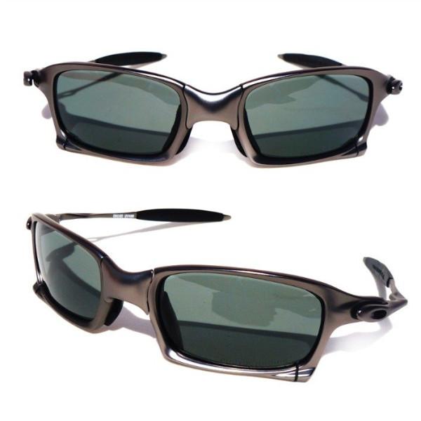 Óculos Oakley X-Squared Chumbo Carbon com Lente Fume