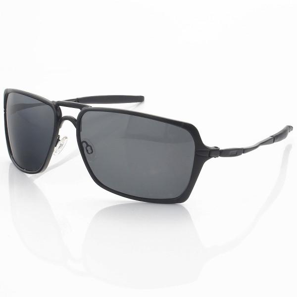 Óculos de Sol Oakley Inmate Metal Todo Preto